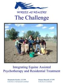 Horses as Healers: The Challenge