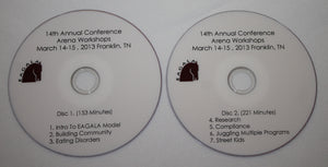 14th Annual Conference DVD - Horse Arena Workshops - 2013