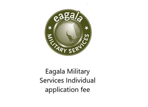 Eagala Military Services Individual application fee