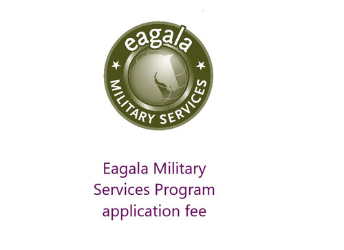 Eagala Military Services Program application fee