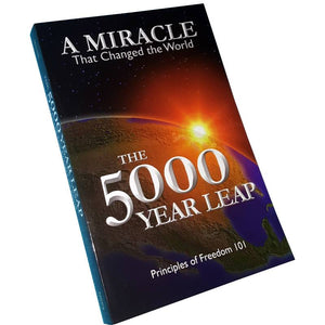 The 5000 Year Leap – A Miracle that Changed the World (book) - National Center for Constitutional Studies
