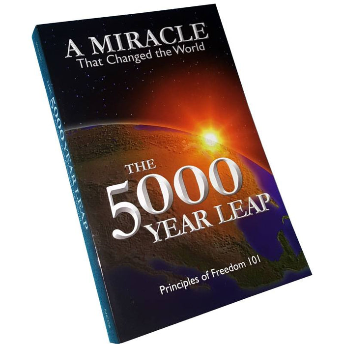 The 5000 Year Leap – A Miracle that Changed the World (book)