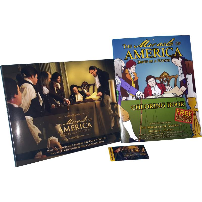 Miracle of America Bundle Set- Gift Set