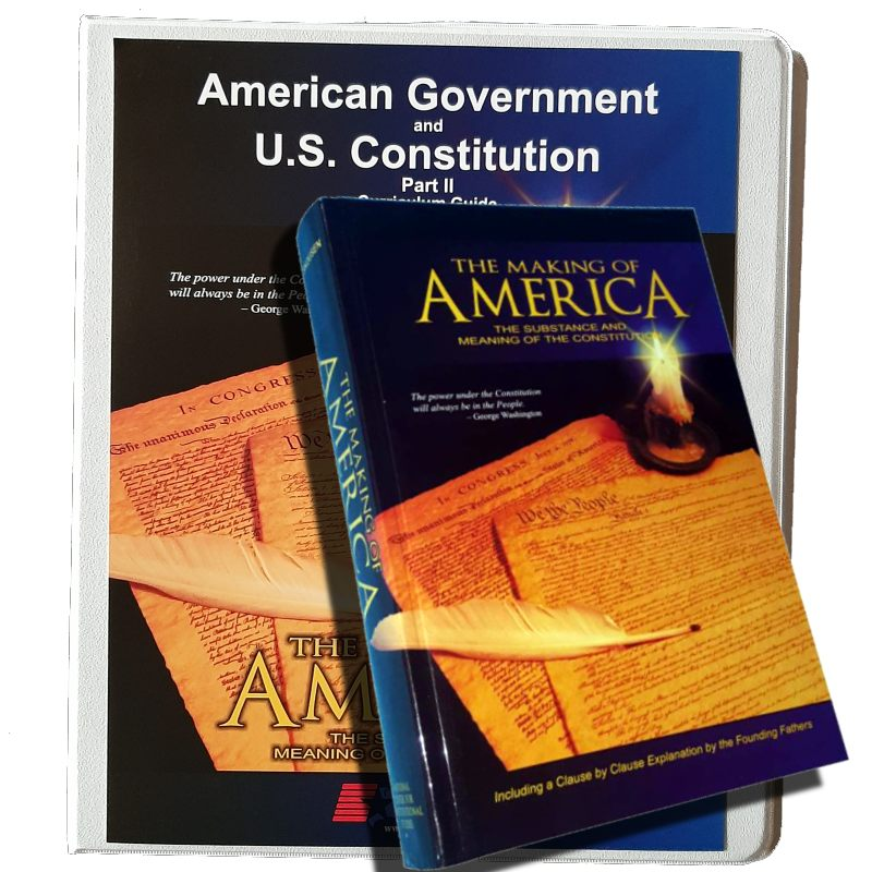 American Government & US Constitution (Part 2)
