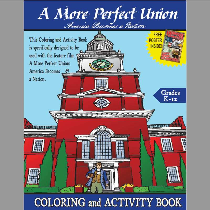 A More Perfect Union - Activity Book