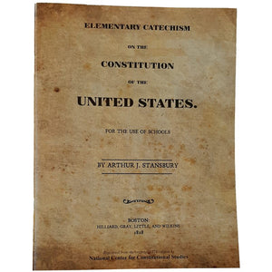 Catechism on the U.S. Constitution