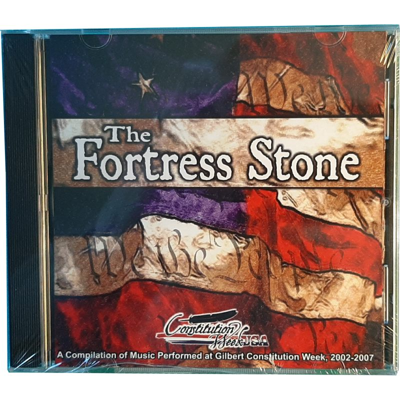The Fortress Stone (audio CD)