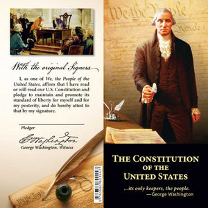 Pocket Constitution (English) - 2020 Printing - National Center for Constitutional Studies