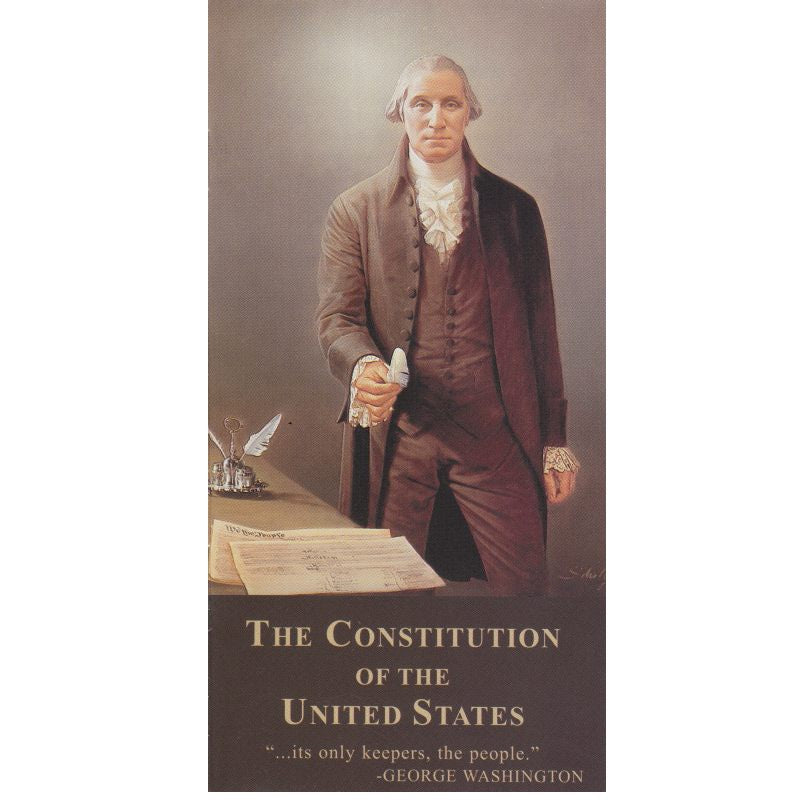 Pocket Constitution (Old cover 2002 version)