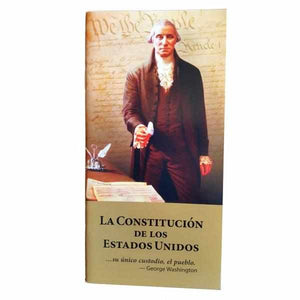 Pocket Constitution (Spanish) - National Center for Constitutional Studies