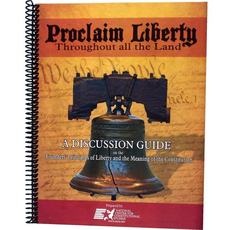 Proclaim Liberty (Study Guide)