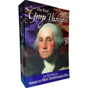 A biography of George Washington's life entitled The Real George Washington.