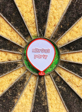 Nitrous Party Pin