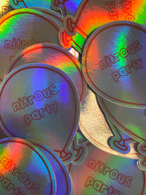 Holographic Nitrous Party