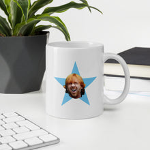 Trey Face Office Coffee Mug