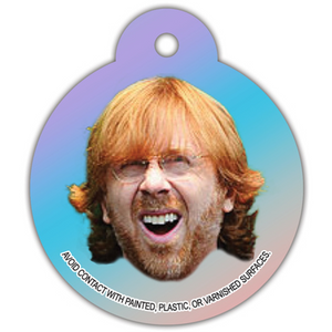 Trey Face Air Freshener