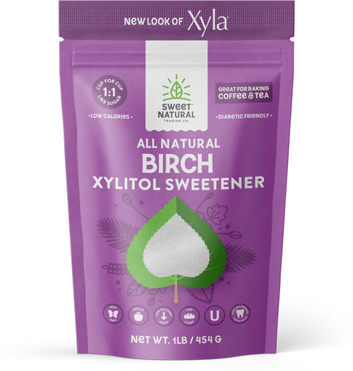 New Xylitol Birch Sweetener