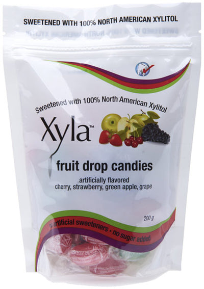 Xylitol - Assorted Fruit Drops