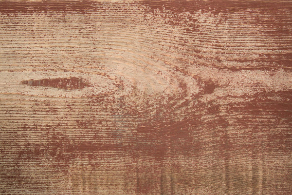 Barn Red · Northwestern Spruce Board Sample