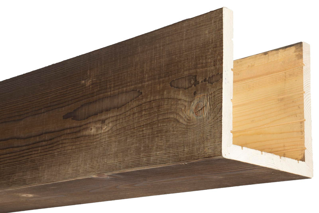 Rustic Reclaimed  Beam