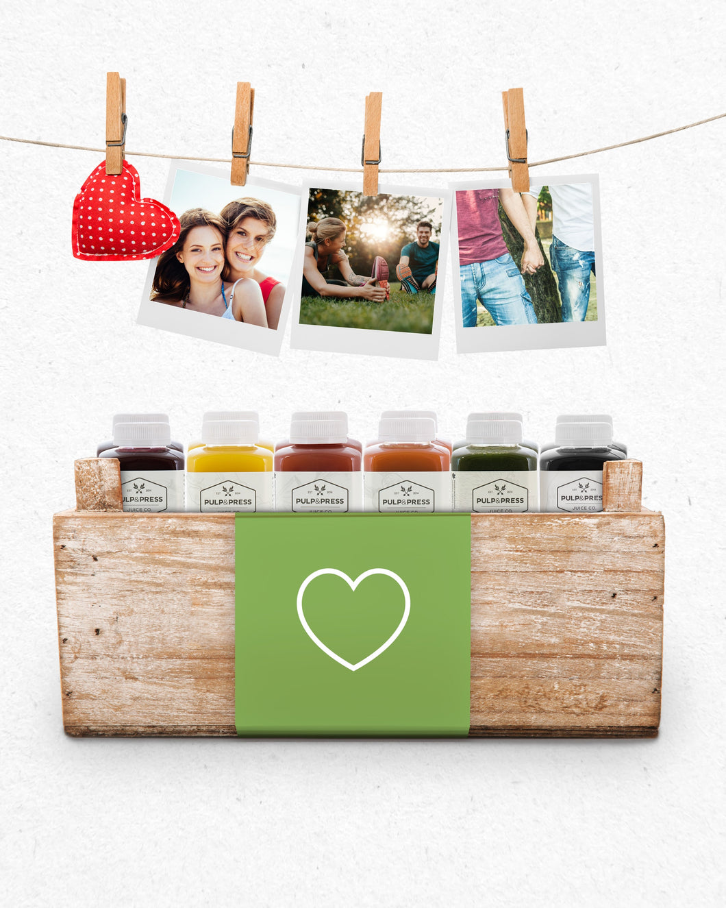 Couples Pack - Pulp & Press Juice Co.