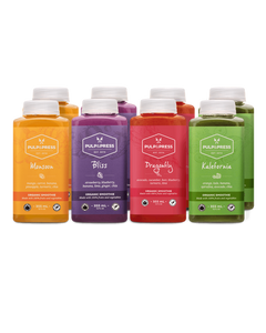 Smoothie Sampler Pack - Pulp & Press Juice Co.
