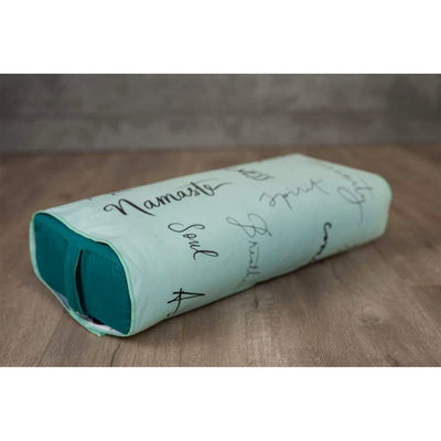 That's a Wrap<br><span style='font-size: 0.4em; color: #363636; vertical-align: top;'>Yoga Bolster Cover</span> - Bolster Bra