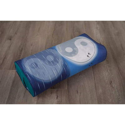 Yang The Moon <br><span style='font-size: 0.4em; color: #363636; vertical-align: top;'>Yoga Bolster Cover</span> - Bolster Bra