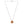 Mariamor Love Never Fails Necklace, Sterling Silver