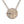 Mariamor Strength Nickel, CZ Cross Light Statement Necklace, Sterling Silver