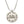 Mariamor Be The Change Necklace, Sterling Silver