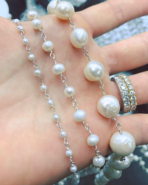 NEW Mariamor Freshwater Pearl Necklace