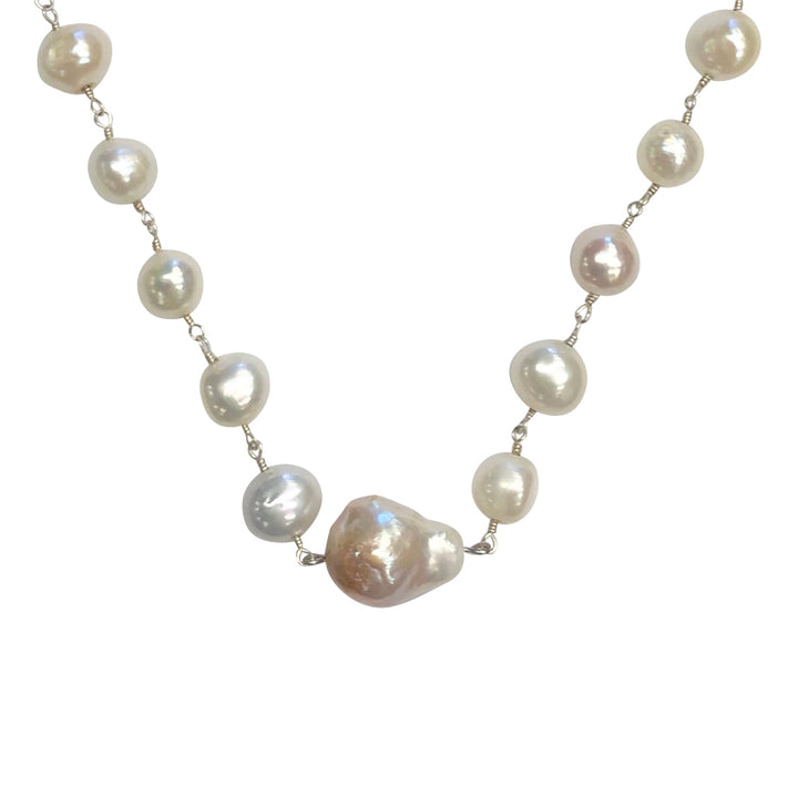 Mariamor Freshwater Pearl Necklace