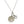 Mariamor Customizable Charm Holder Necklace, Sterling Silver