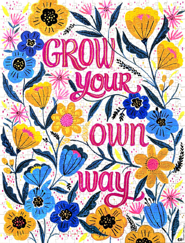 Grow, Colleen Bringle
