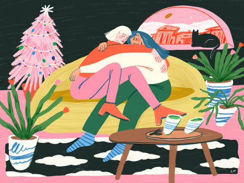A Cozy Christmas, Livia Falcaru