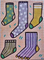 Which Sock are You?, Kristen Vaughn