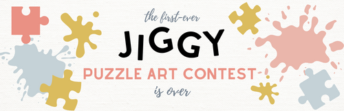 Call for Art, join our artist community and see your work on a JIGGY puzzle