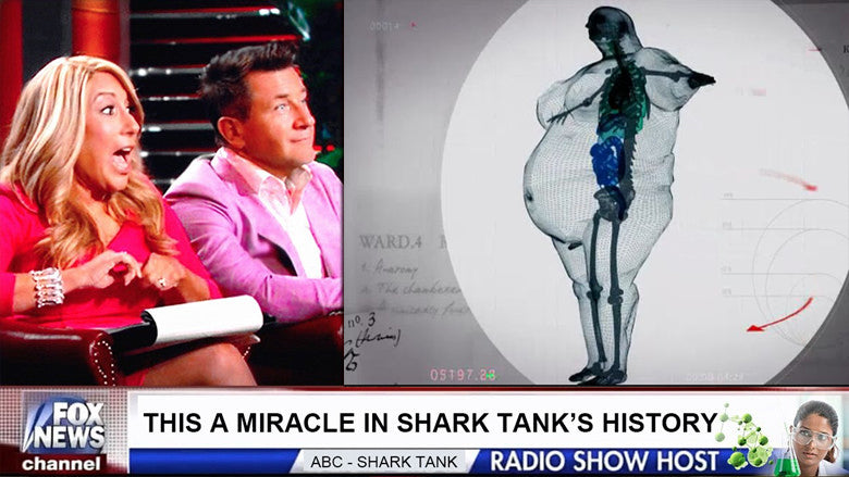 Lose 50lbs in 61 Days: New No-Exercise 'Skinny Pill' Melts Belly Fat. Why Every Judge On Shark Tank Backed This Product!