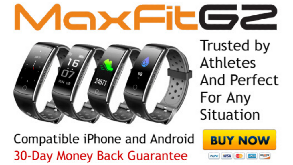Smart Band Fitness Activity Tracker
