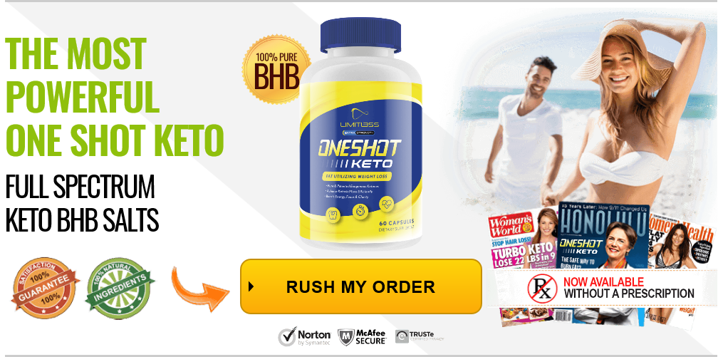 one shot keto diet supplements