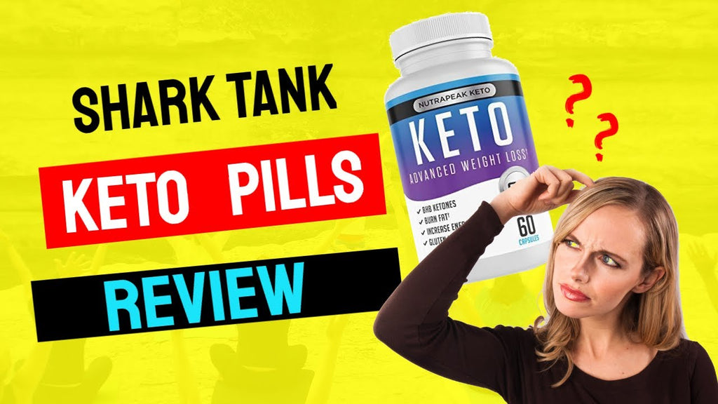 what diet pill was on shark tank