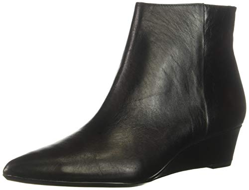 Calvin Klein Women's Wedge Heel Ankle Boots-ankle boots-Vinny's Digital Emporium