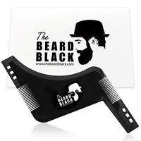 Beard Shaping & Styling Tool With Inbuilt Comb For Perfect Line Up & Edging-Beard Styling Tool-Vinny's Digital Emporium