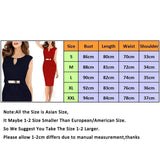Women Dress Bodycon Midi Peplum Sleeveless Party Evening Fashion Plus Size-dress-Vinny's Digital Emporium