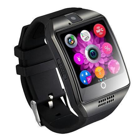 Bluetooth Smart Bracelet Watch Phone Touch Screen Support Micro SIM TF Card iPhone Android-smart watch-Vinny's Digital Emporium