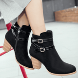 High Heel Ankle Boots-ankle boots-Vinny's Digital Emporium