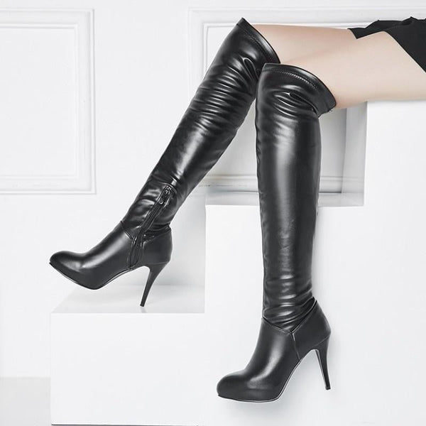 Over Knee Boots-over knee boots-Vinny's Digital Emporium