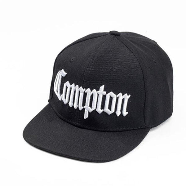 Compton embroidery Baseball Hats Fashion Adjustable Men Caps