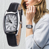 Square Analog Womens Fashion Watch-womens watch-Vinny's Digital Emporium